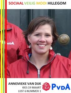 Annemieke van Dijk poster