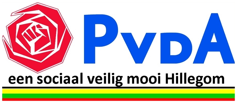 Logo PvdA Hillegom